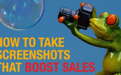 How to Take Killer Software Screenshots that Boost Sales